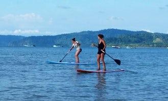Stand Up Paddleboard Rental In Bahía Drake