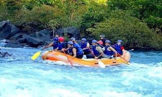 Raft Trips in Ubud