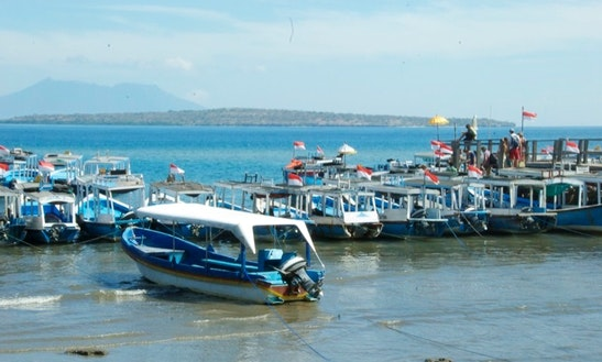 Kecamatan Passenger Boat