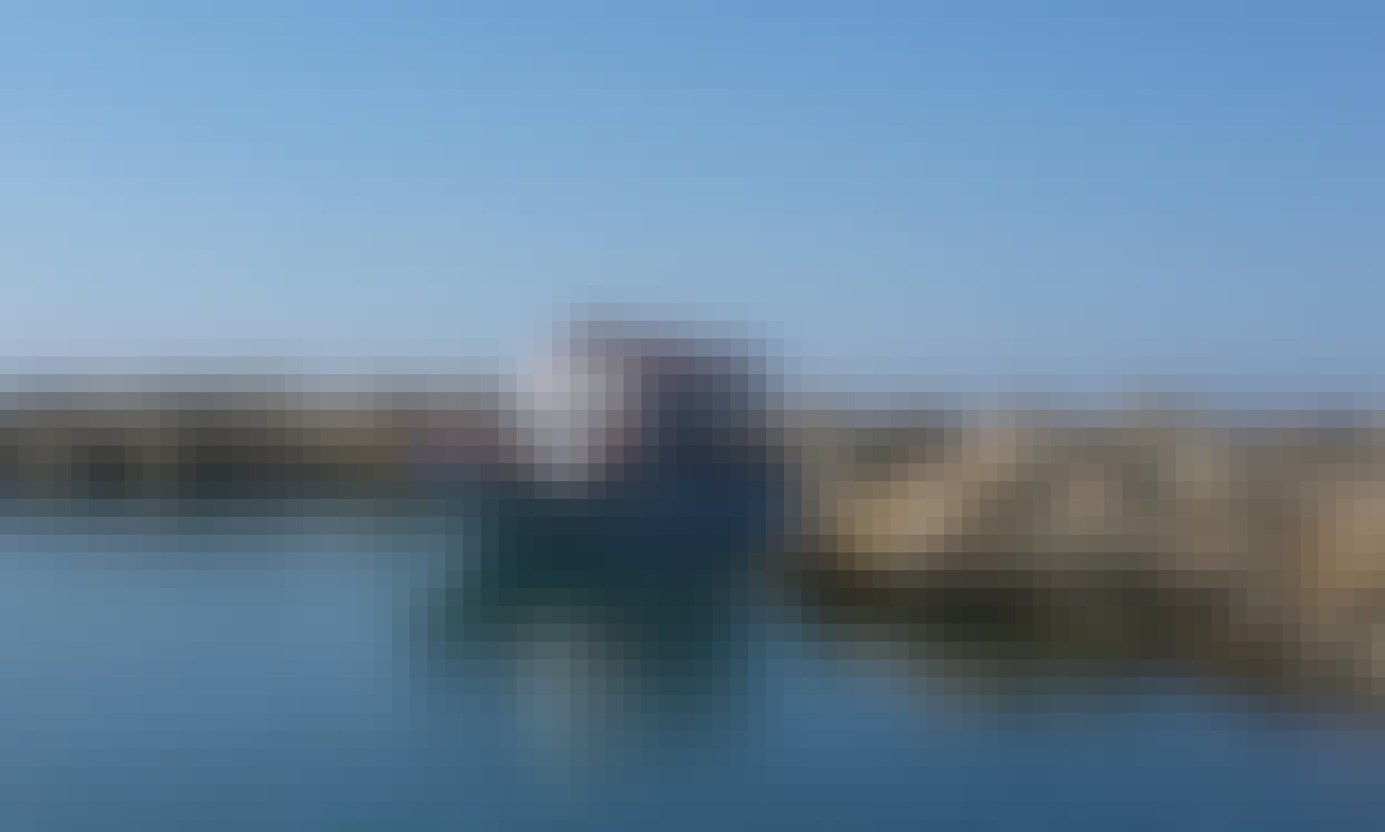 3-Hour Boat Cruise to the Theodorou Island in Chania, Greece