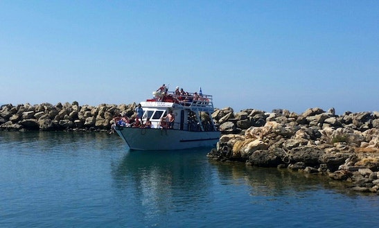 Day Boat Trips In Chania, Greece