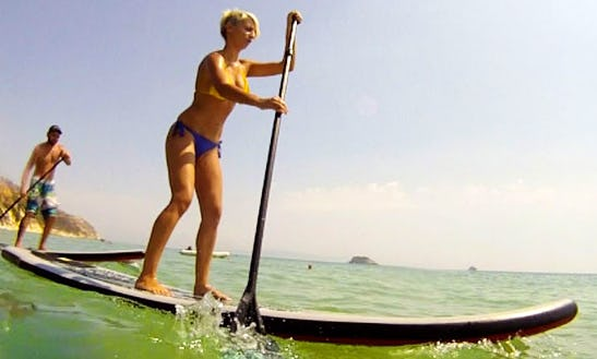 Sea Safaris Guided Tours With Sup In Kefallonia, Greece