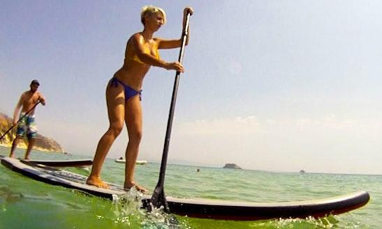 Paddleboard Rental In Kefallonia, Greece