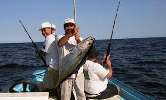 Fly fishing in ejido del centro getmyboat for Baja california fishing