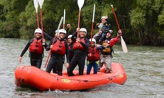 Guided Rafting Trips in Sort, Spain