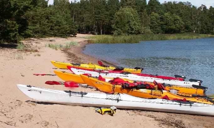 Kayak Tours In Finland
