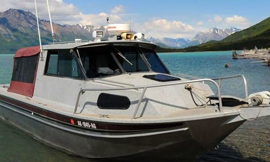 Head Boat Fishing Charter In Port Alsworth, Alaska
