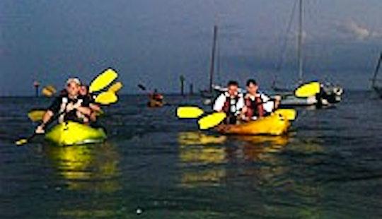 Kayak Tours In Fajardo, Puerto Rico