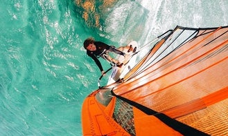 Wind Surfer Rental in Anatoliki Attiki, Greece