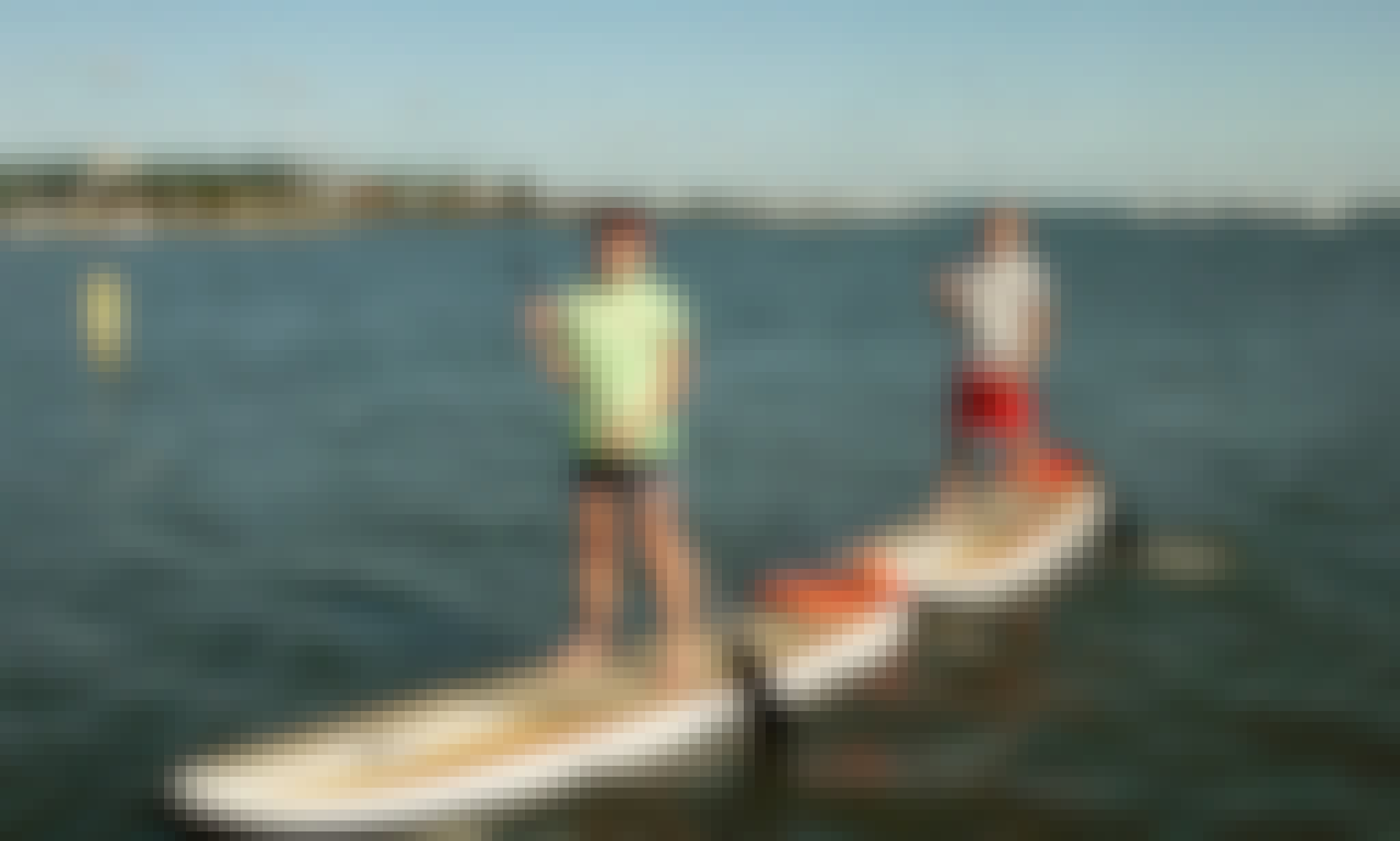 Paddleboard Rental in Vieques, Puerto Rico