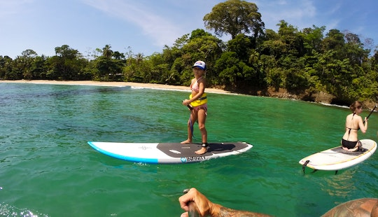 Sup Lessons And Rentals In Costa Rica