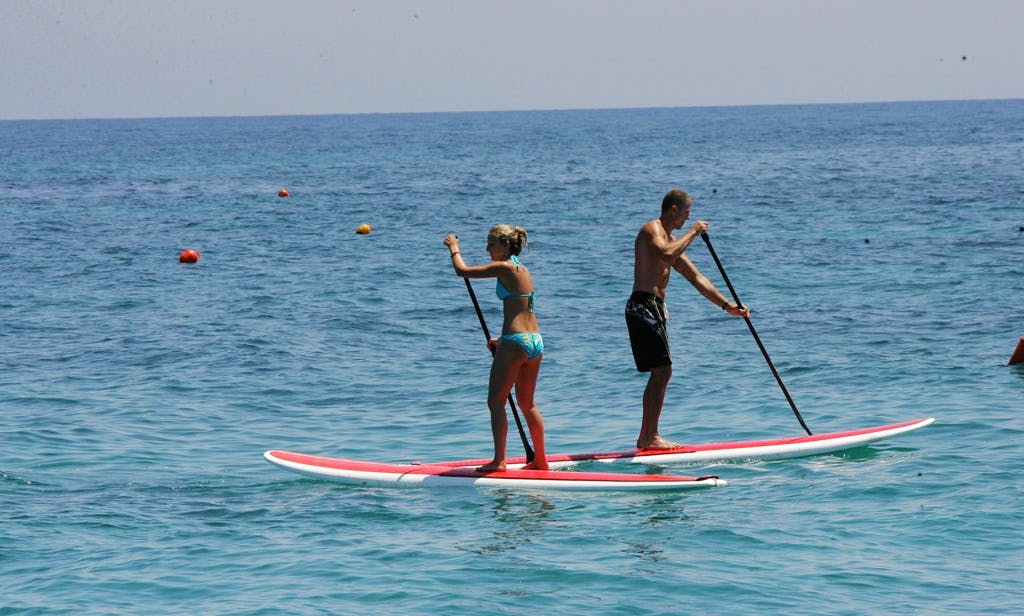 SUP Lesson and Rental In Greece