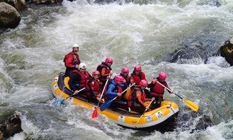 Rafting Trips in Axat, France