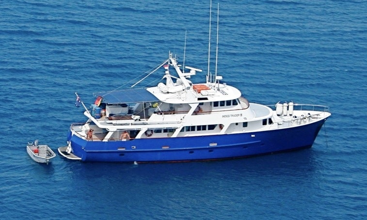 Live Aboard Yacht In Indonesia | GetMyBoat