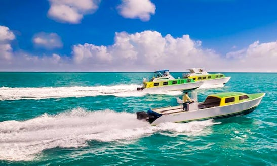 Boat Trips To Any Coastal Or Island In Belize!