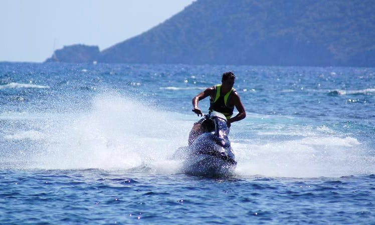 Jet Ski Rental in S'Argamassa, Spain