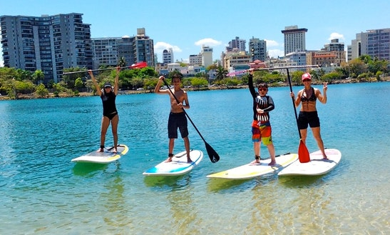 Sup Rental In San Juan, Puerto Rico