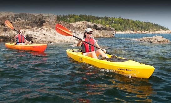 Single Kayak Rental In San Juan, Puerto Rico