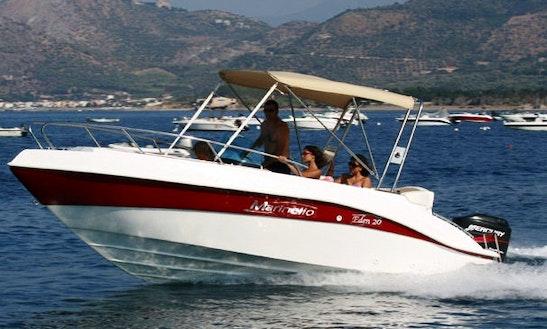 Marinello Eden 20 Bowrider Charter In Tossa De Mar