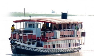 Private Charter Cruises Along Brahmaputra River in Guwahati