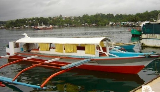 Divecal Boat Rental In Coron