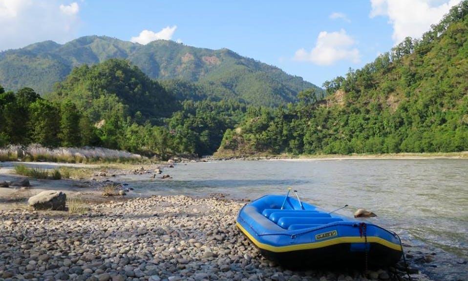 GRG Adventure (Rafting)