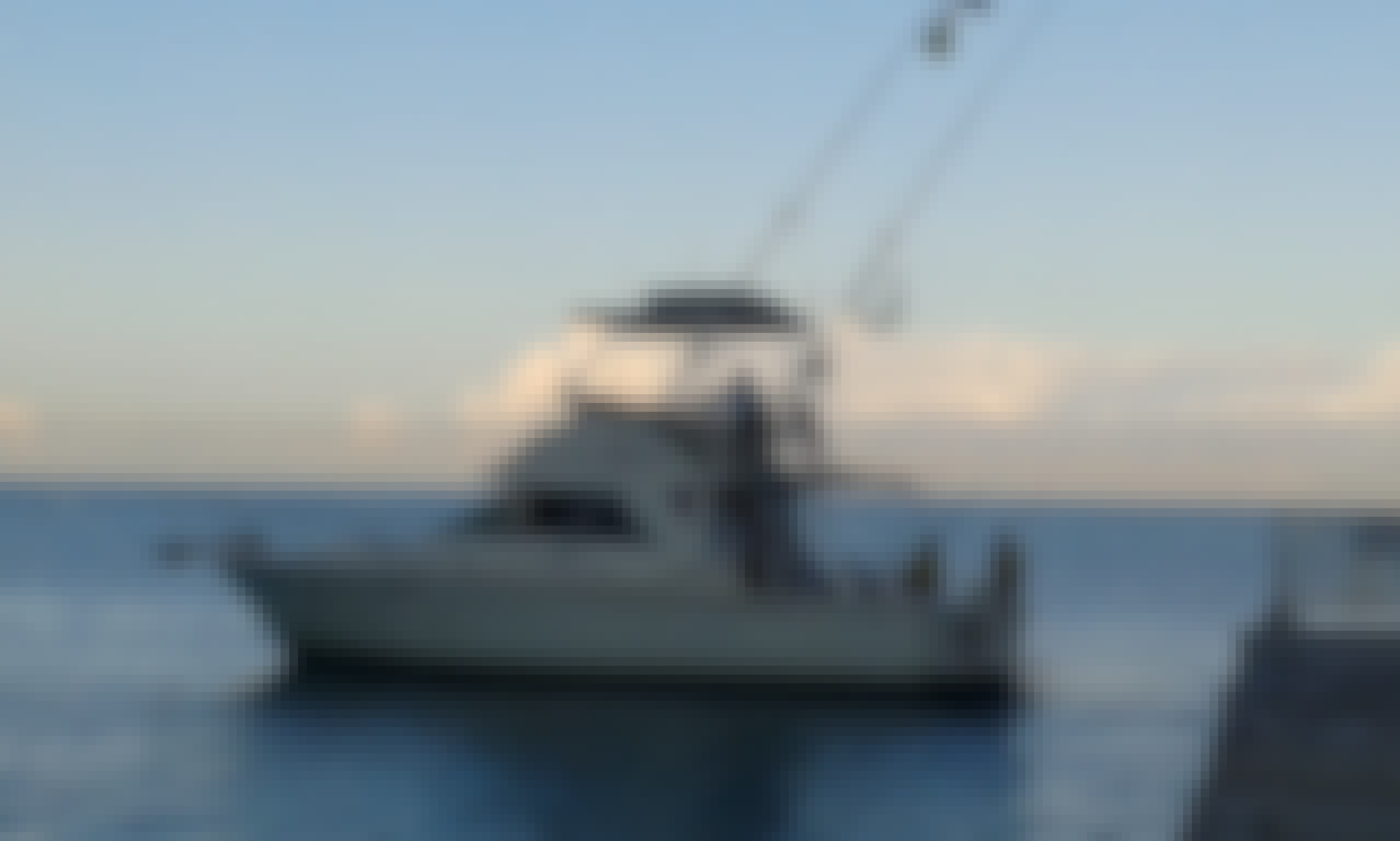 Fishing Charter on 39' Sports Fisherman Yacht in Montego Bay, Jamaica