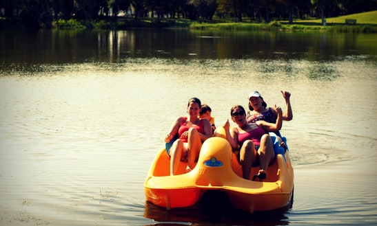 Paddle Boat Rental In Fountain Valley