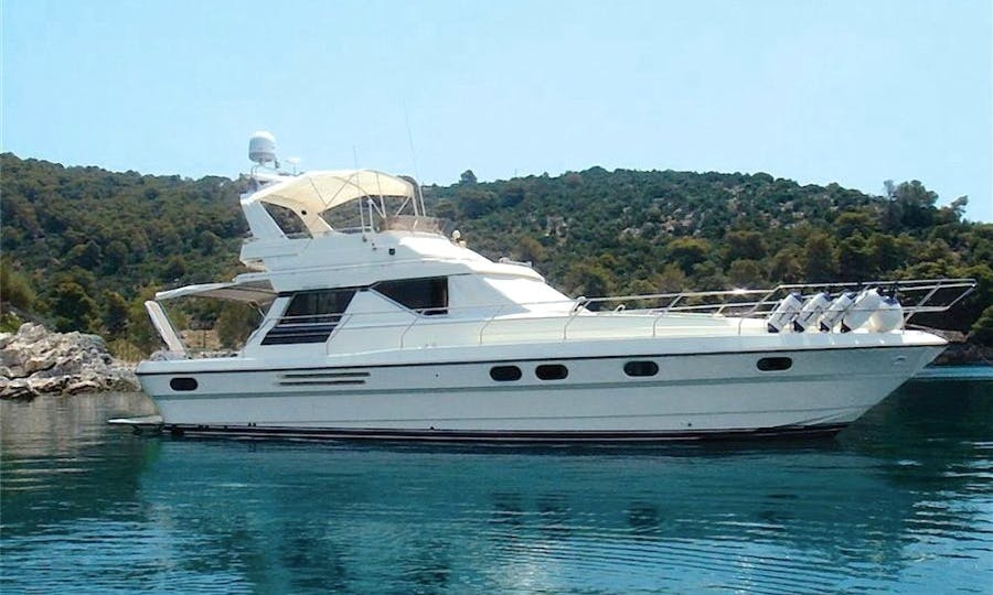 'Summer Love' Princess 45 Yacht Charter in Chios