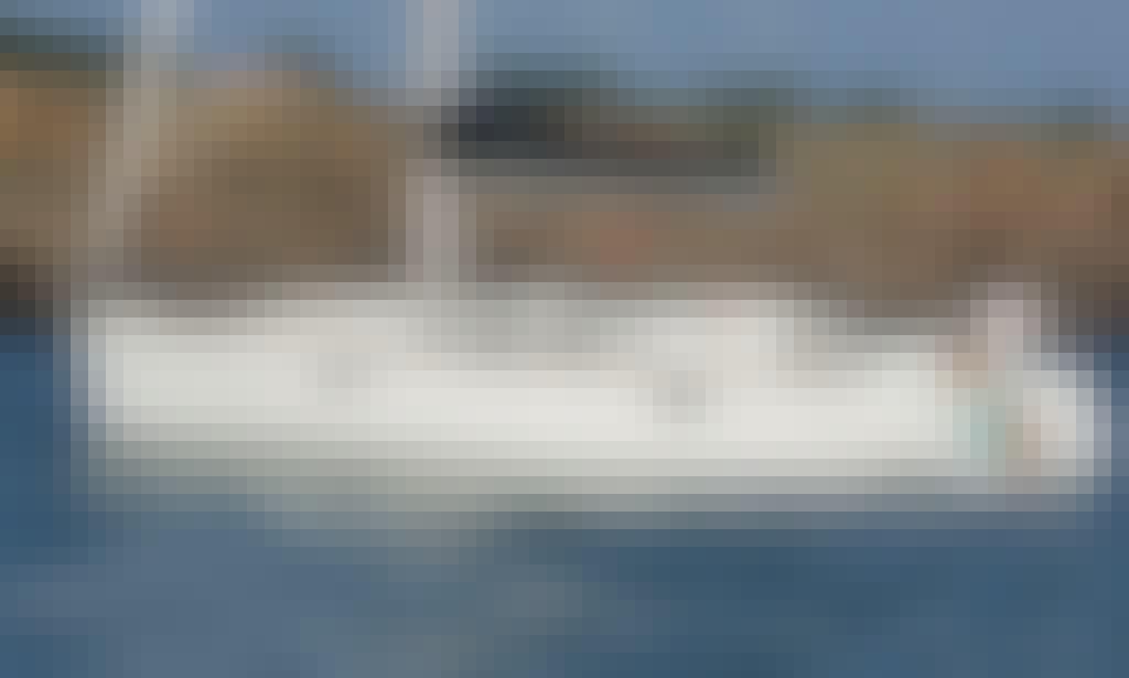"Charter 42ft ""Geormar"" Sun Odyssey Yacht in Chios, Greece"