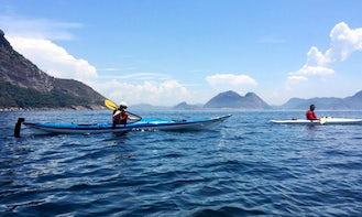 Sea Kayaking Tour In Rio de Janeiro