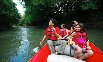 Safari Float on the Penas Blancas River