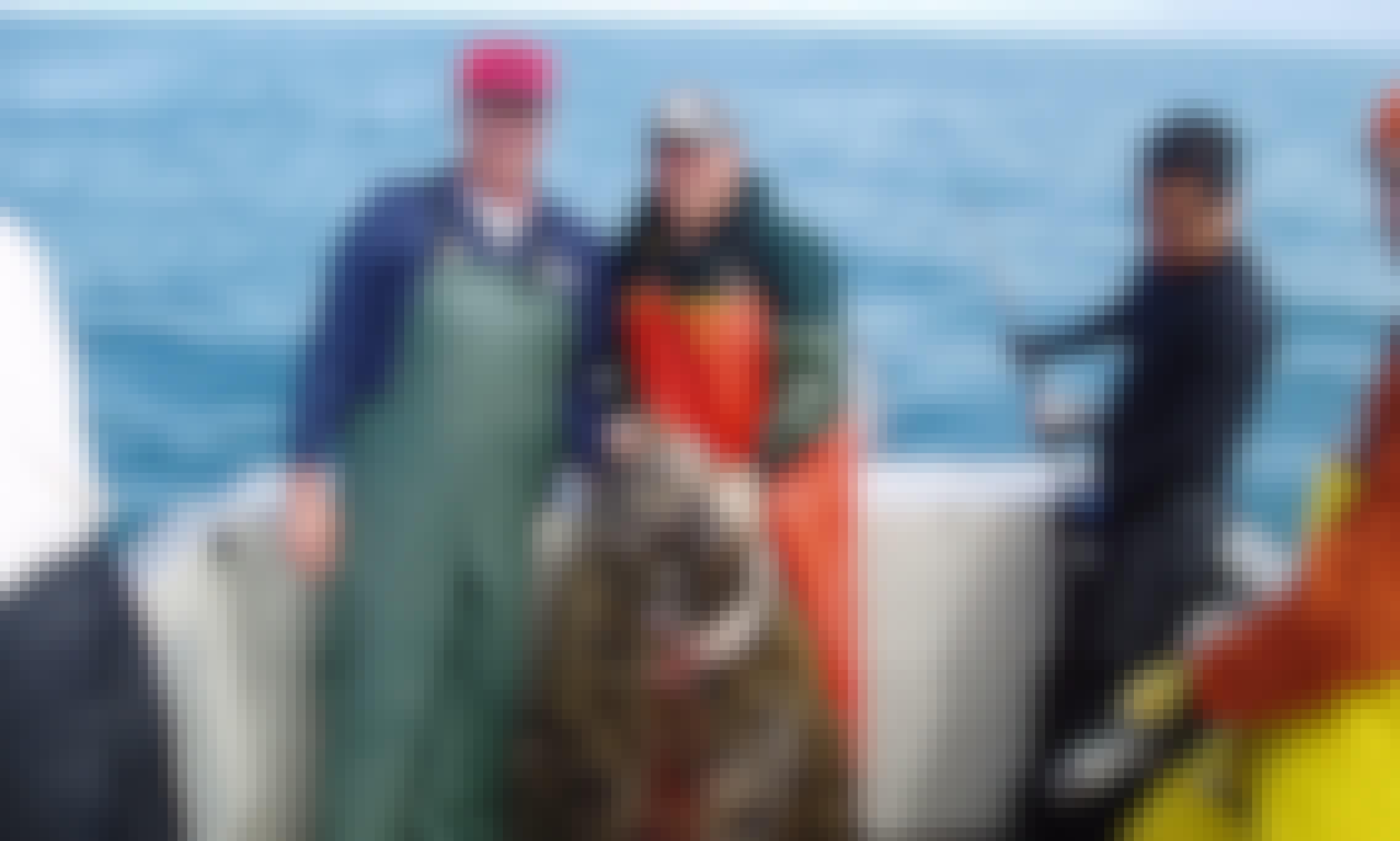 Fishing Charter On 36' Cuddy Cabin In Ninilchik, Alaska