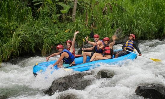 Agung Komping, Bali Rafting