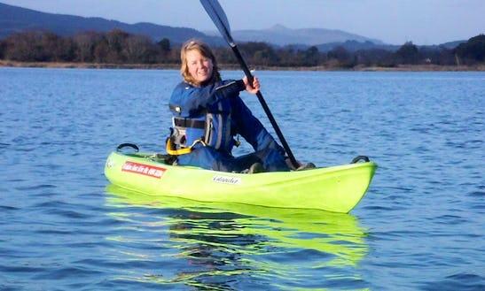 Book A Single Kayak In Wicklow, Ireland