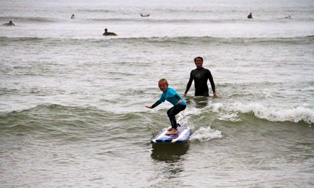 Surfing Lesson & Surfari Trip In Kilkee