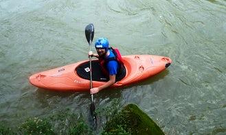 Guided Kayak Trips and Lessons in Tena, Ecuador