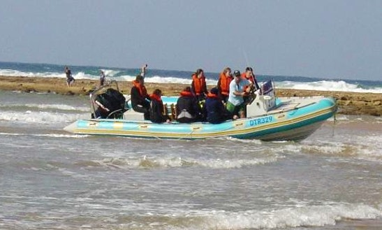 Diving Boat Trips & Courses In Sodwana Bay