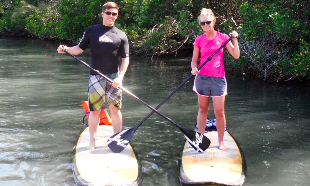 Paddleboard Eco Tours & Lessons in Melbourne Beach, Florida