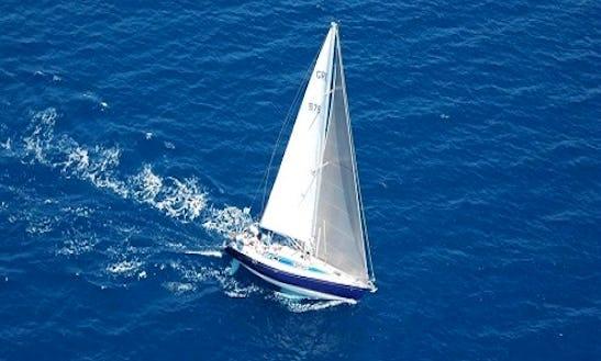 Cruising Monohull Charter In Mikra Mantinia, Greece