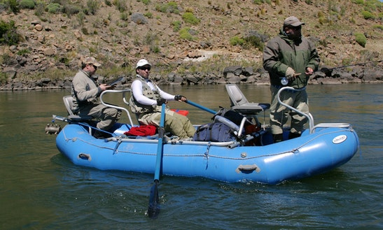 Wading - Float Fly Fishing Trips In San Martin De Los Andes