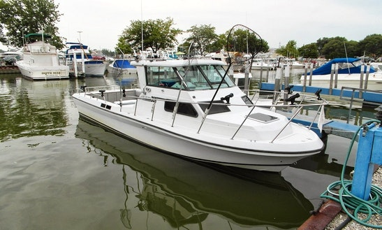 30' Fishing Charter In Catawba Island Township