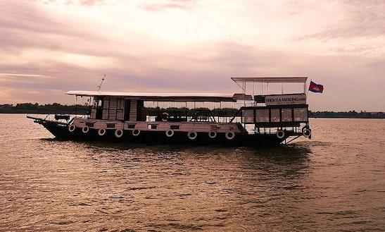The Phocea Cruise In Cambodia