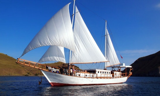 Komodo Diving & Snorkeling Liveaboard With Antares