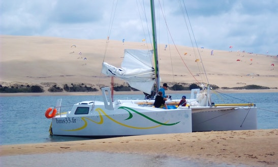 Cruising Catamaran Rental In Arcachon