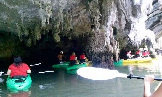 Kayak Rental In Krabi Town (thailand)