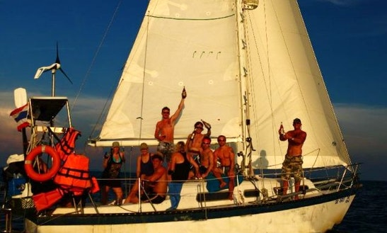 Charter On Daysailer From Krabi, Thailand