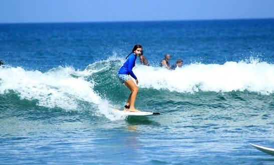 Surfing Rental In Kuta