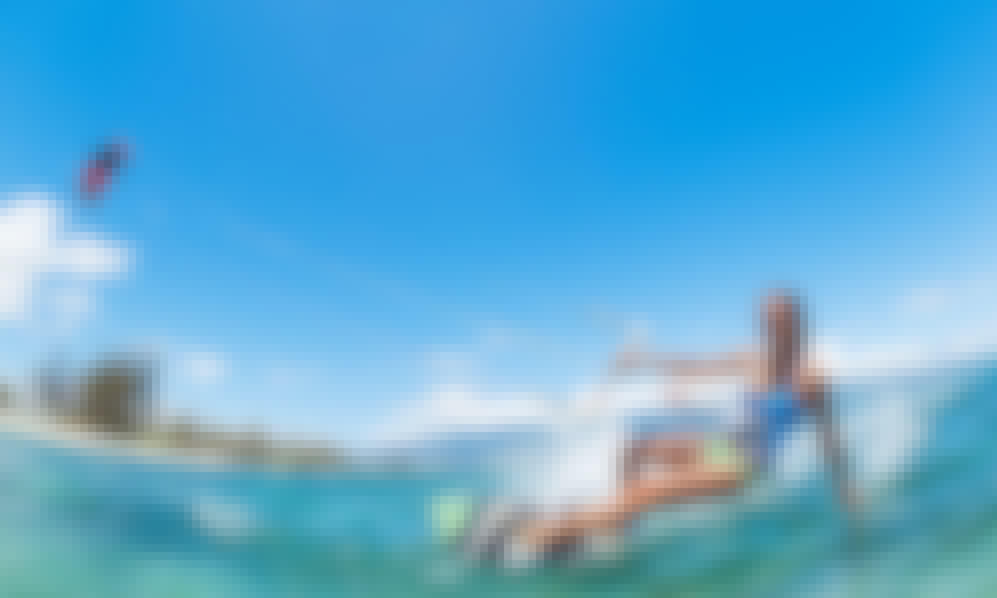 Kite Surfing Rental in Tambon Sattahip