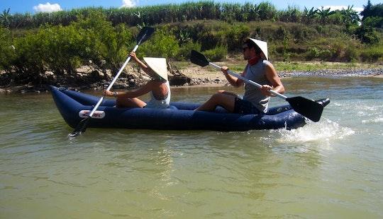 Reserve A Inflatable Kayak In Nha Trang, Vietnam